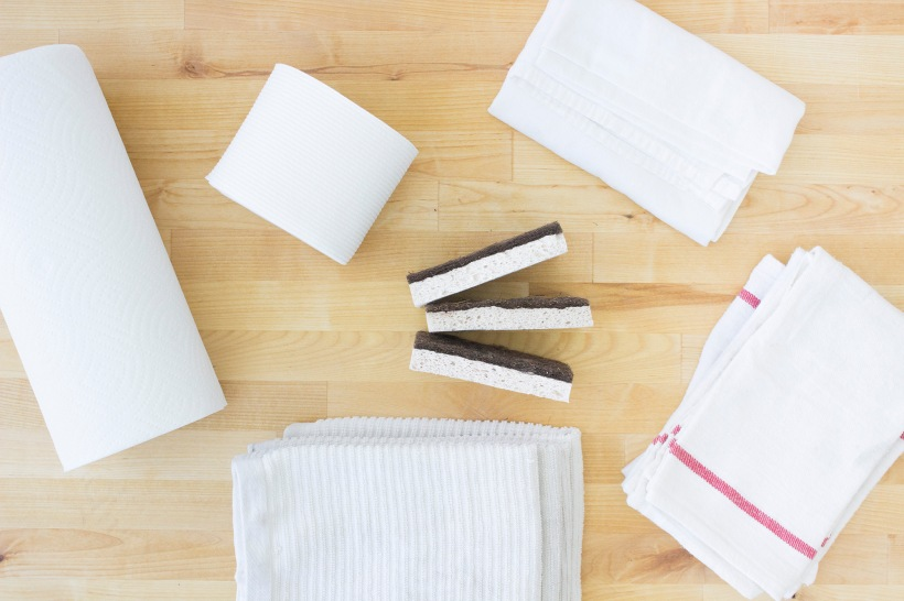 Spring Cleaning Prep: The Right Cloth for the Job